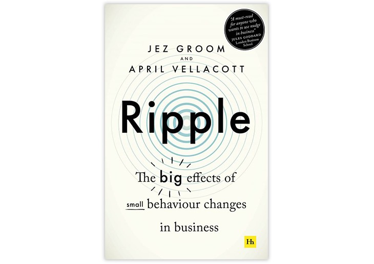 Ripple: The big effects of small behaviour changes in business