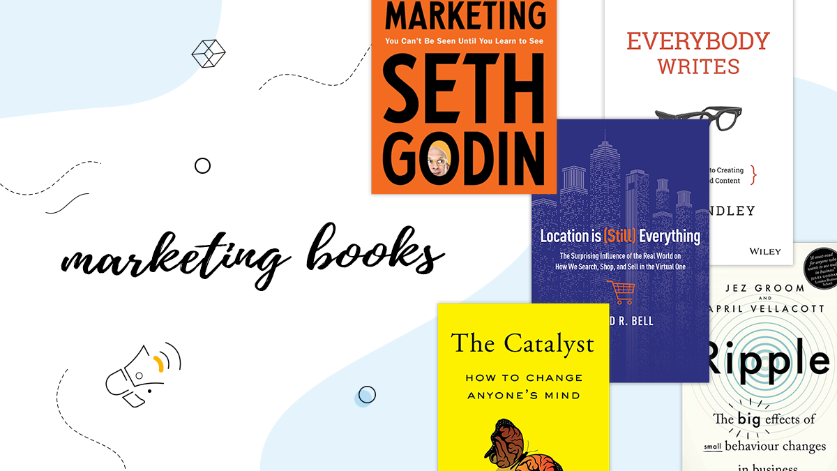 marketing books for your summer reading list