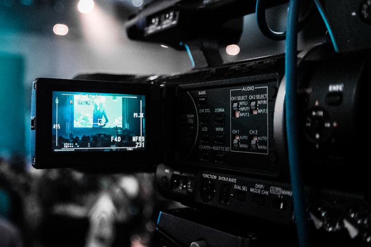 Recording camera