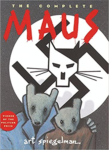 Maus cover graphic novel