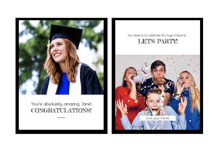 school graduation cards