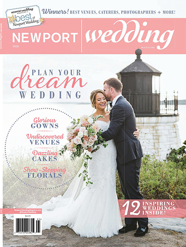 newport best wedding magazines