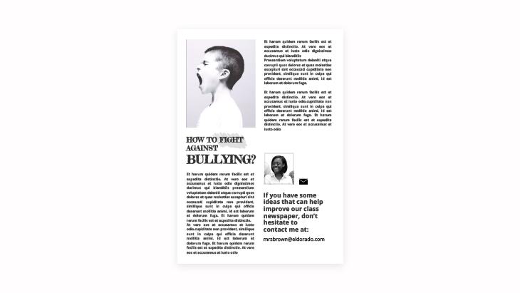Self-help articles