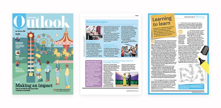 Cambridge Assessment International Education Outlook - Issue 33