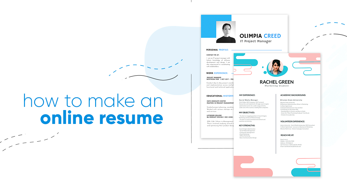 how to make a resume cover