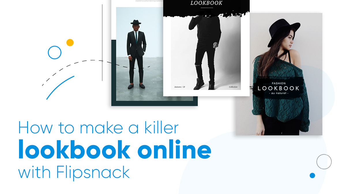 How to make a killer lookbook online