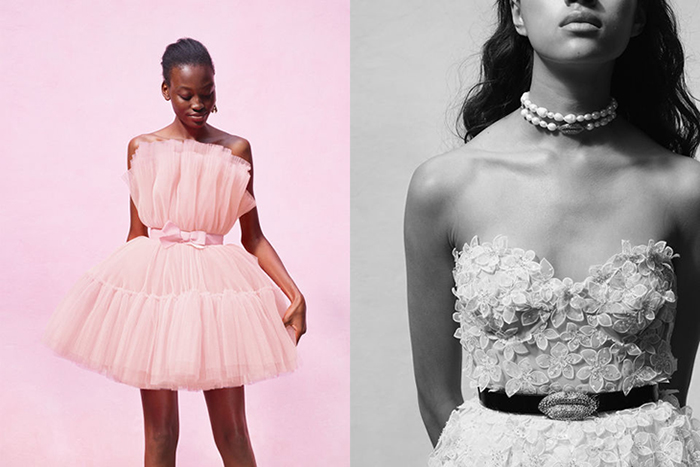 Giambattista Valli H&M capsule collection, lookbook cover