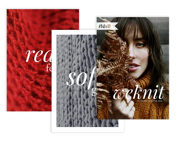 modern fashion lookbook templates from Flipsnack