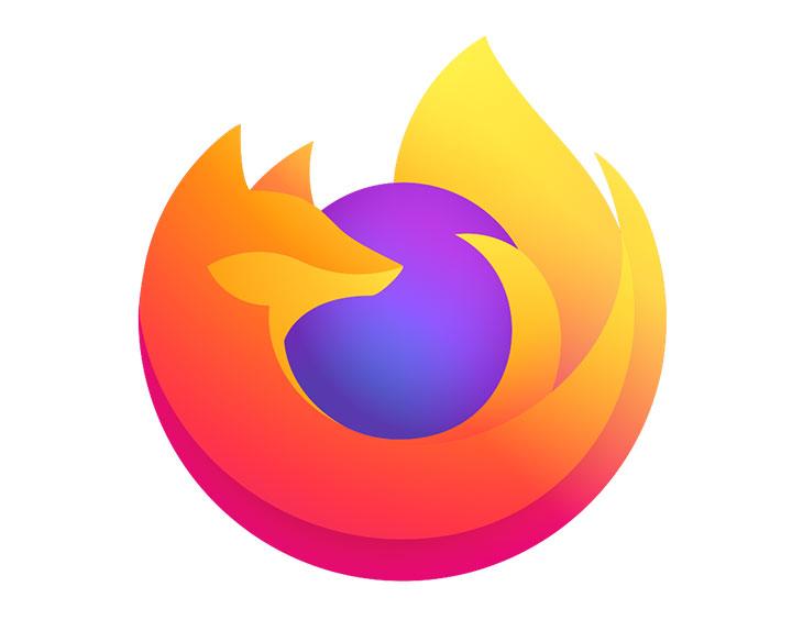 mozilla firefox current logo design