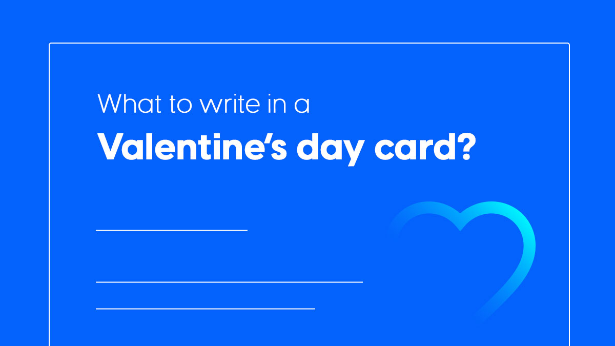 cover for What to write in a valentines day card article