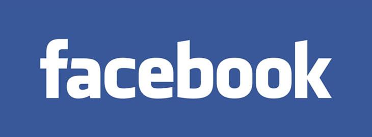 Facebook sans serif font logo