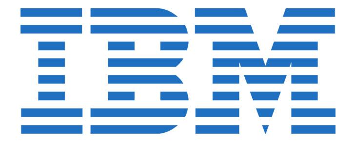IBM monospace font logo