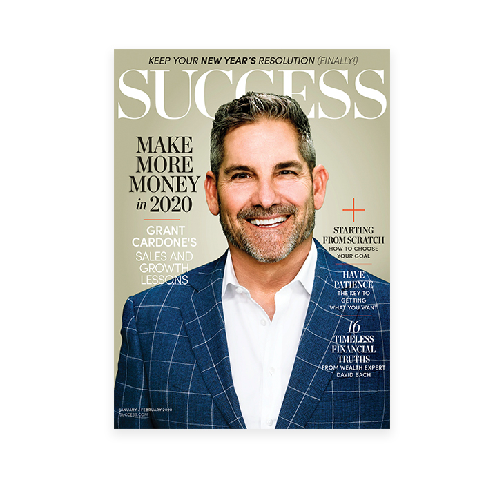 front cover of SUCCESS