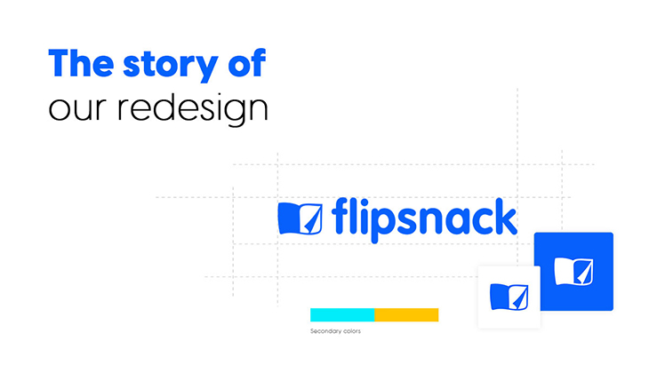 the story of Flipsnack's redesign