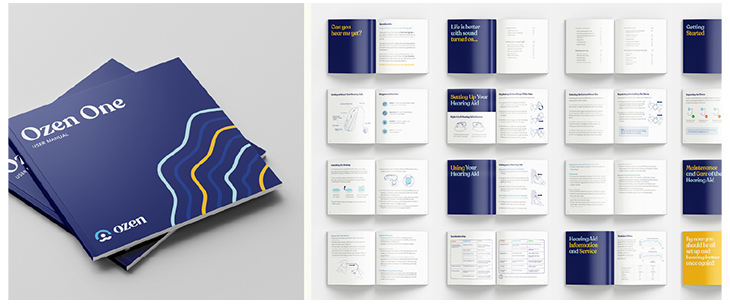 graphic design portfolio example