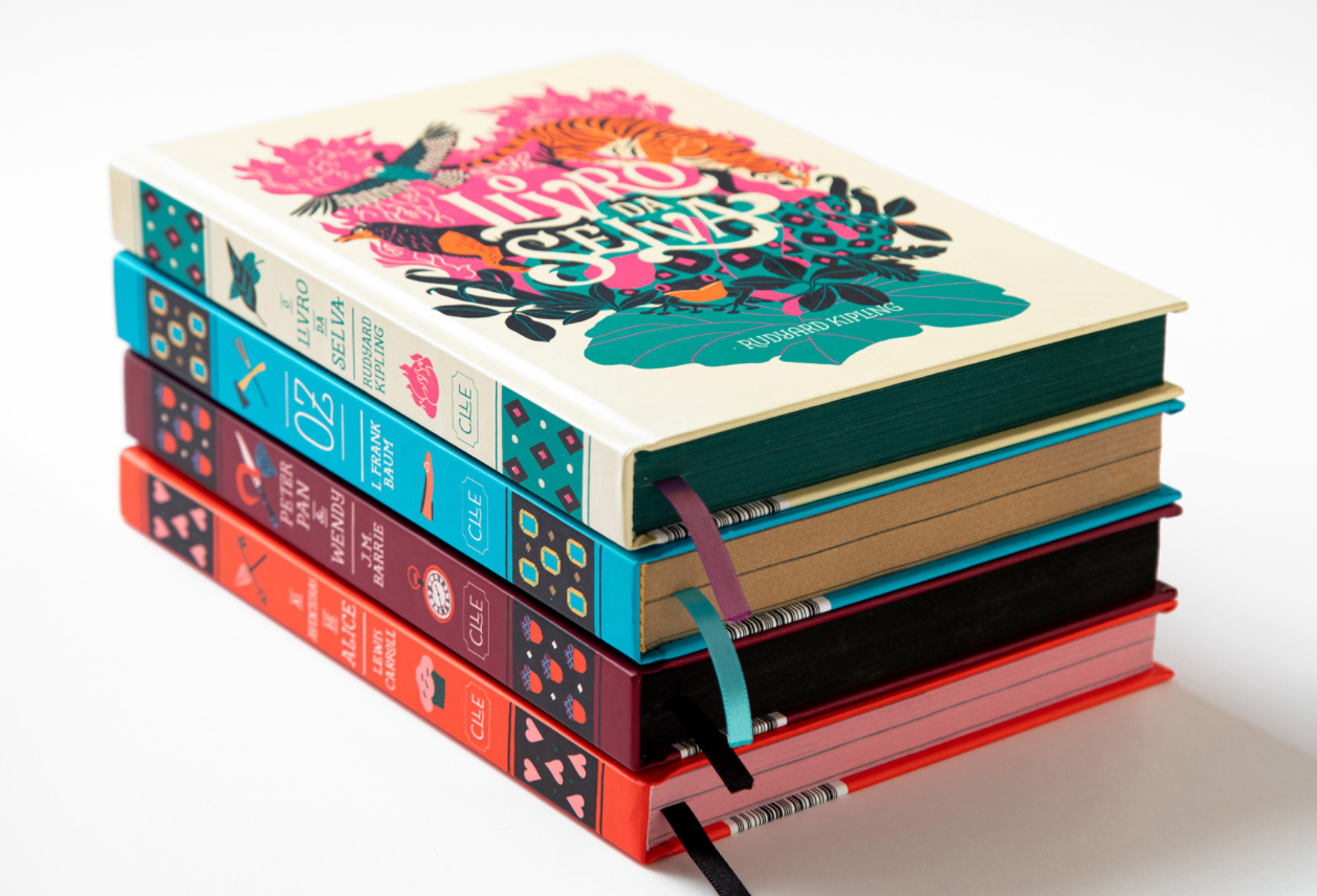 book covers designed by an artist