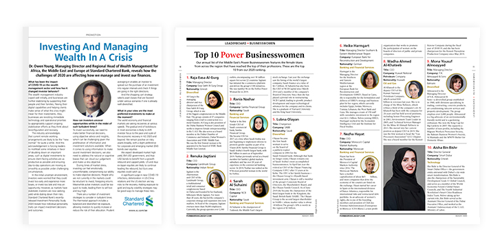 How to make a business magazine like Forbes - examples of articles