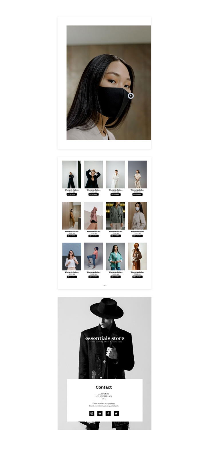 interactive elements examples