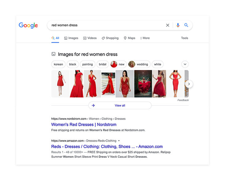 choosing the right keyword for your product description