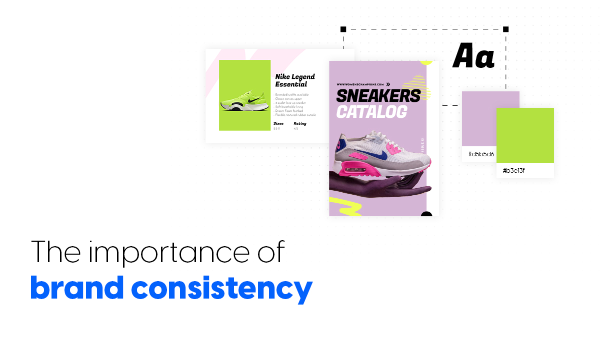 The importance of brand consistency cover