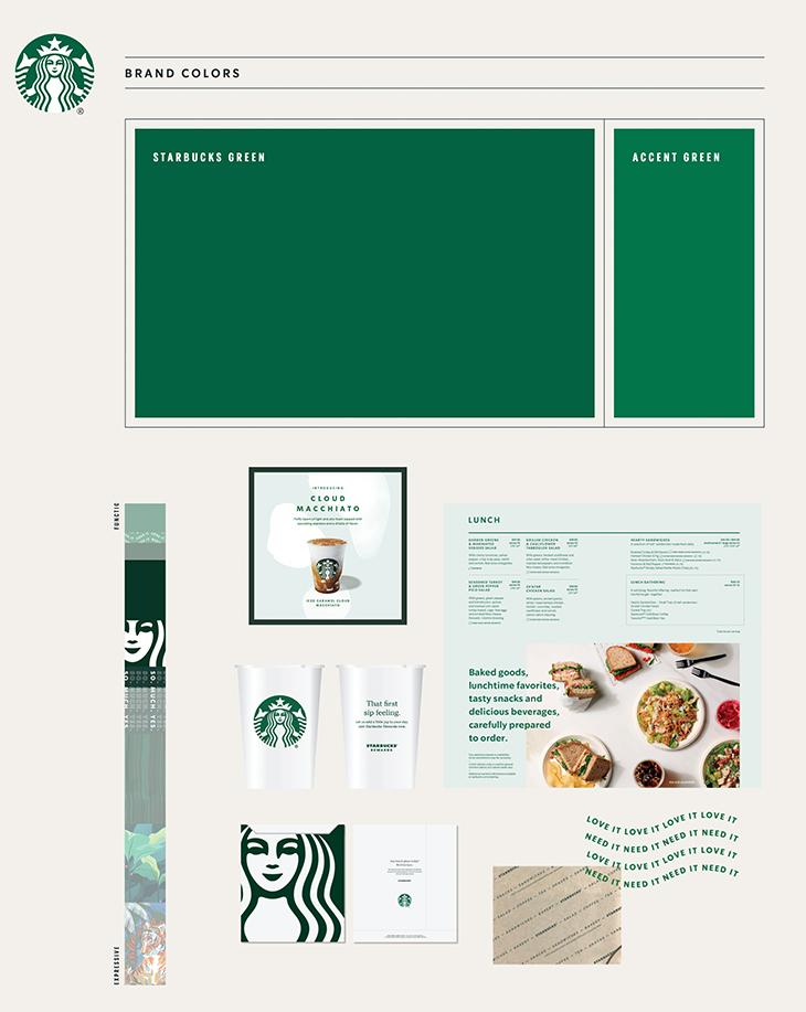 starbucks brand guidelines example