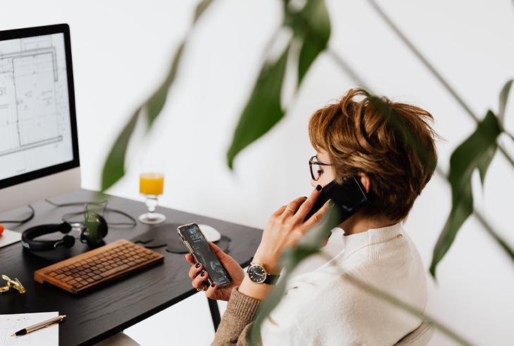 No multitasking to increase work productivity