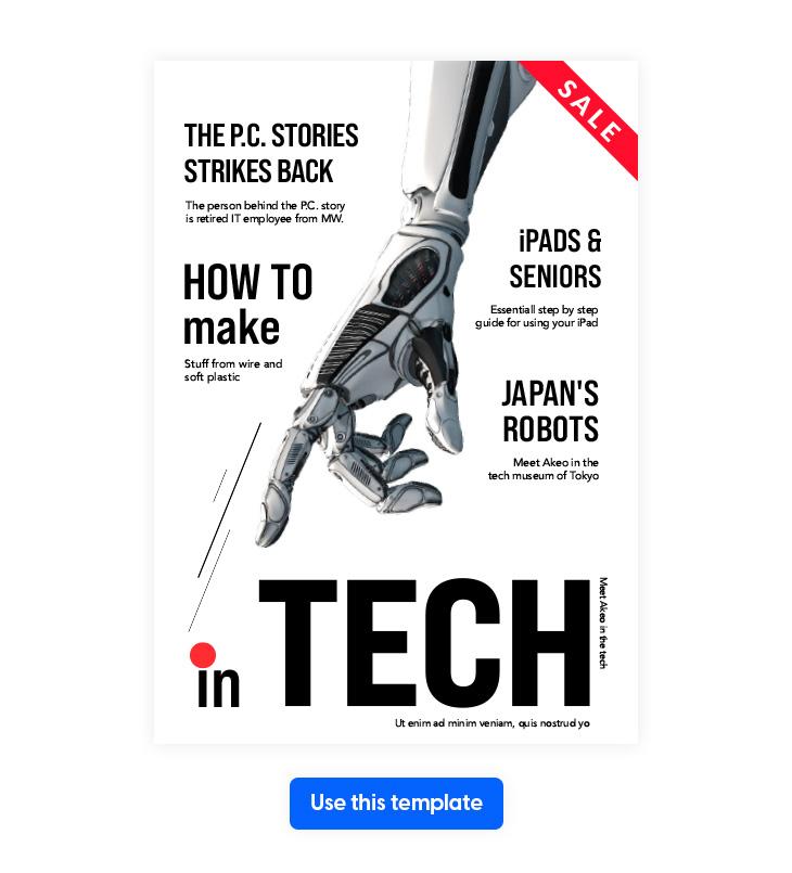 bebas neue pro magazine font