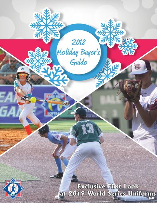 2018 Holiday Guide by Babe Ruth League - Flipsnack