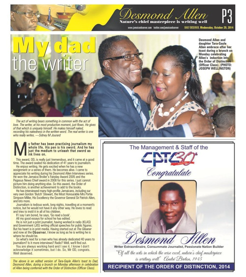 Jamaica Observer: Jamaican News Online – the Best of Jamaican