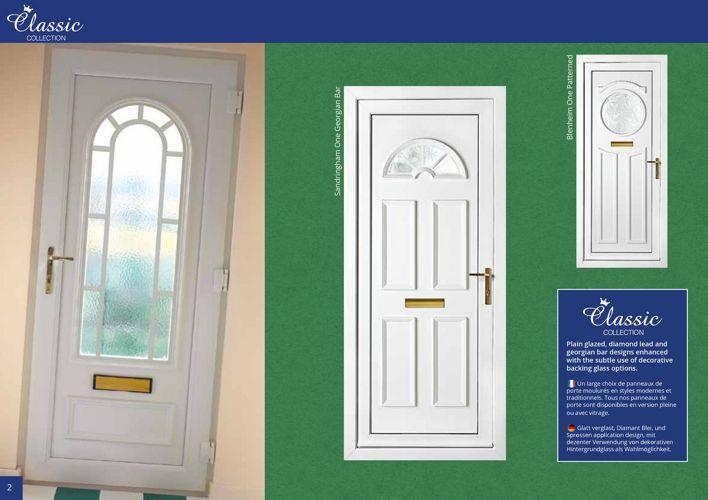 Le Doors Hornchurch Edgware Es Door