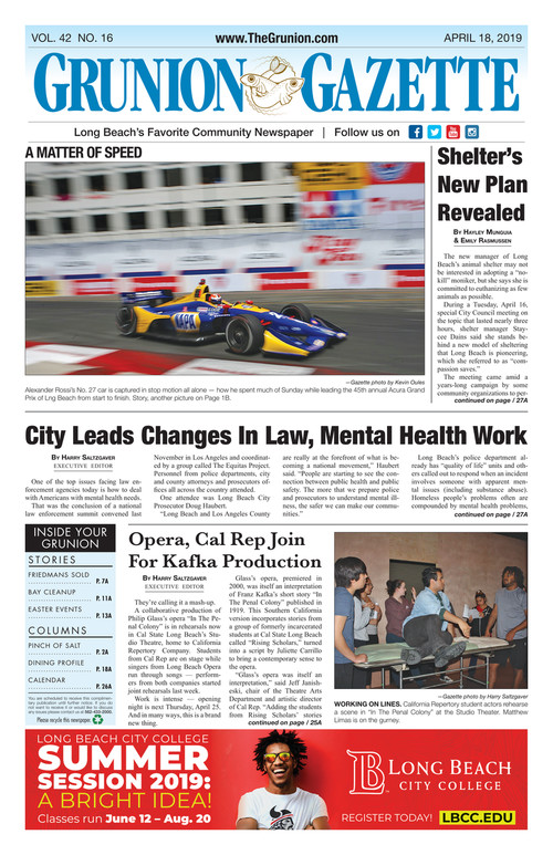 Grunion Gazette - April 18, 2019 (e-edition)     gazettes com
