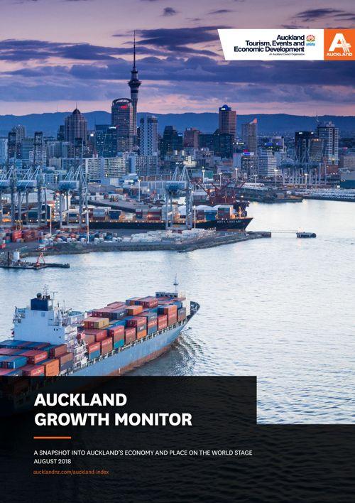Auckland Growth Monitor | Aucklandnz com