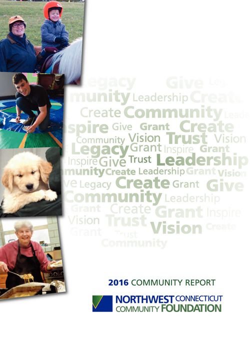 Read The 2016 Community Report Northwest Connecticut Community