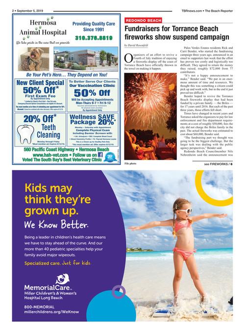 The Beach Reporter E-Edition | tbrnews com