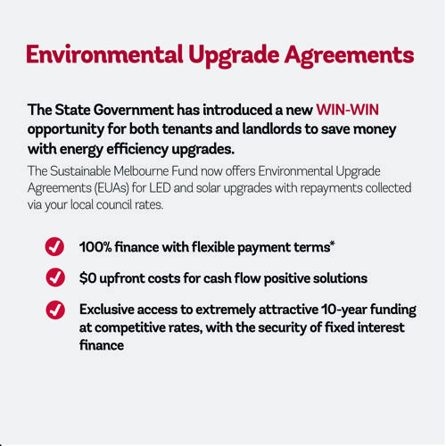 Environmental Upgrade Agreements Nsw Vic Cherry Energy Solutions