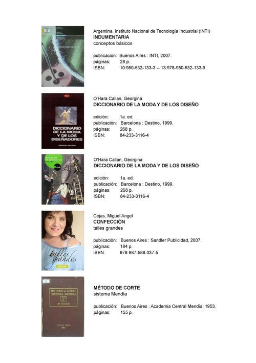 Catalogo Diseo De Indumentaria By Manuel Belgrano 9008