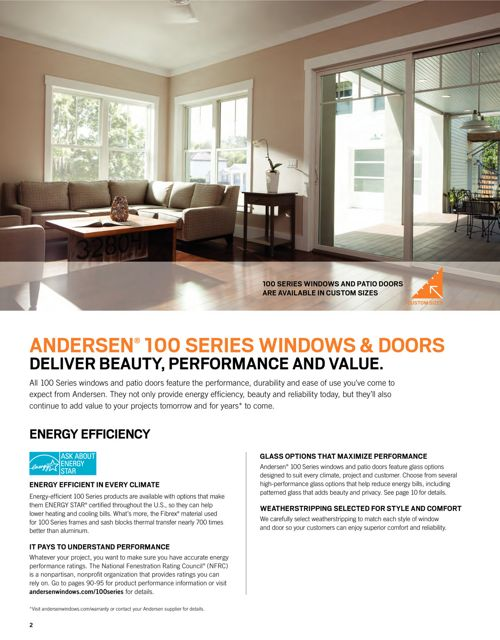 100 series gliding patio door double click to zoom planetlyrics Choice Image