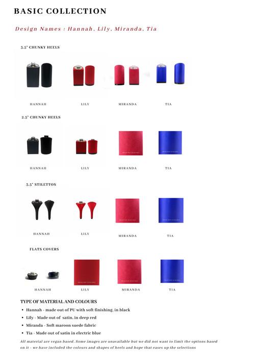 Mestrae Heels for Kickstarter by Mestrae Flipsnack