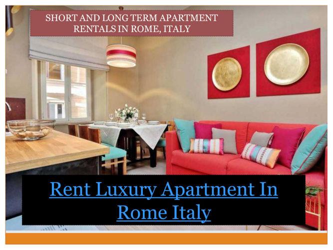 rent luxury apartment in rome italy by luxury flipsnack