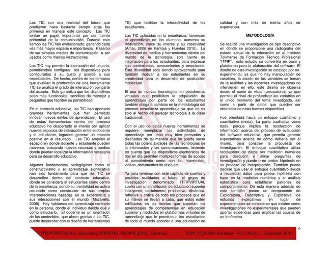 ITFIP - Revistas de Investigación