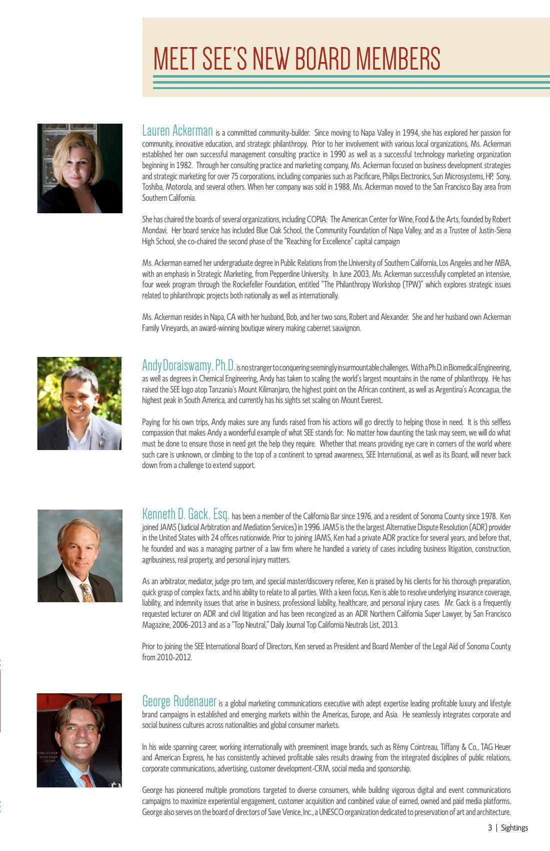 Publications - SEE International