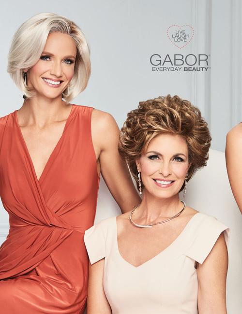 rabatt billigt pris tidlös design Gabor Spring 2019 Wig Collection by HairUWear - Flipsnack