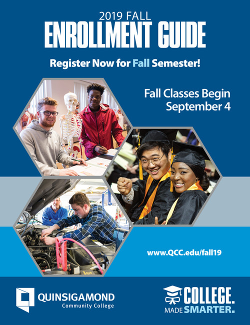 Register for Classes | Quinsigamond Community College (QCC)