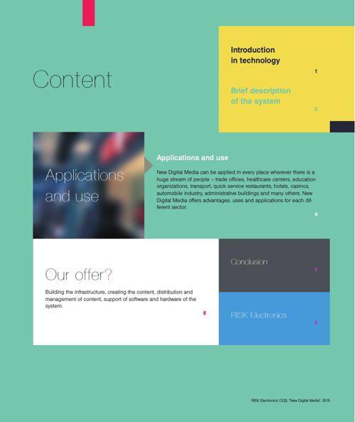 EMOCION – New Digital Media | RISK Electronics