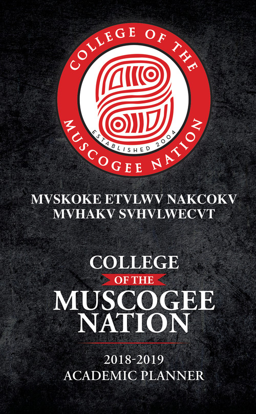 USP College of the Muscogee Nation 2018 2019 Academic Planne