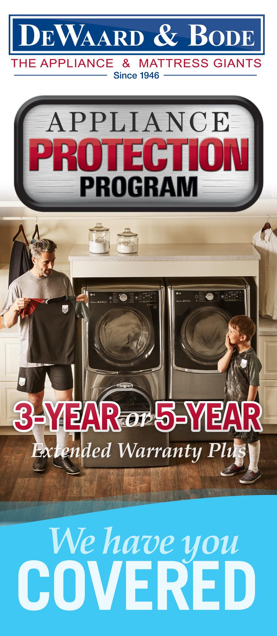Warranty Protection Dewaard Bode Bellingham Wa
