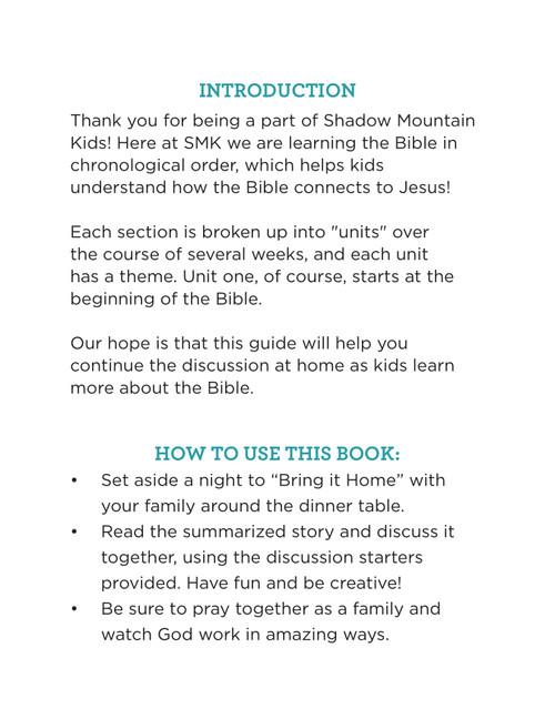 Shadow Mountain Community Church - Kids