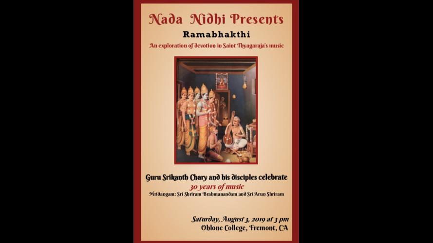 Welcome to Nada Nidhi - Home