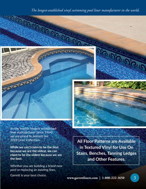 Inground Vinyl Liner Patterns Palmyra Campbelltown Palmyra Pa 717