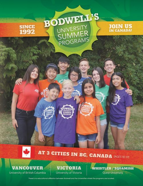 Summer Programs At Bodwell - 10 amazing summer camps for adults in canada